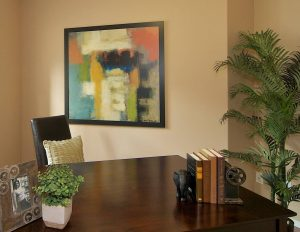 Here Are Some Focus Points In Staging Your Home Office Area: