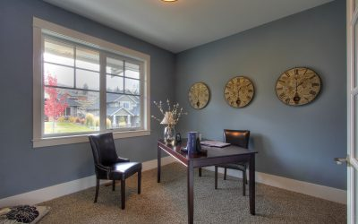 Reminders for Home Office Staging