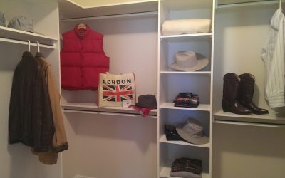 Smart Staging for Storage Cabinets and Closets
