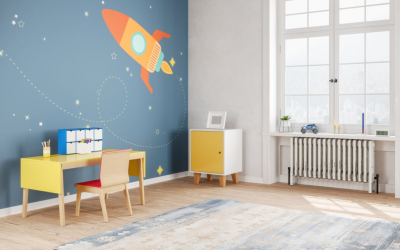 The Importance of the Children's Room When Home Staging